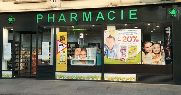 PHARMACIE JEAN MOULIN
