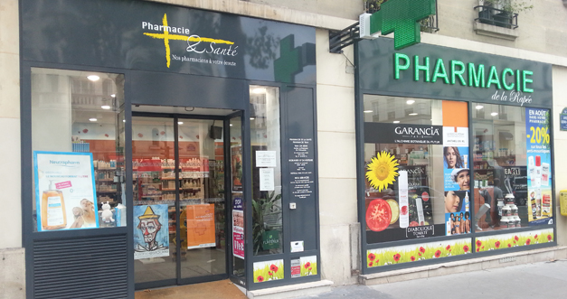 Pharmacie et sant pharmacies - 23 avenue de la porte de chatillon 75014 paris ...